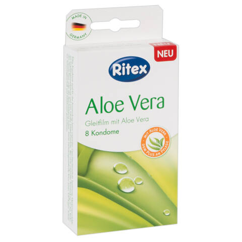 Ritex - óvszer Aloe Verával (8db)