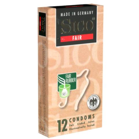 SICO Fair Trade - óvszer (12db)