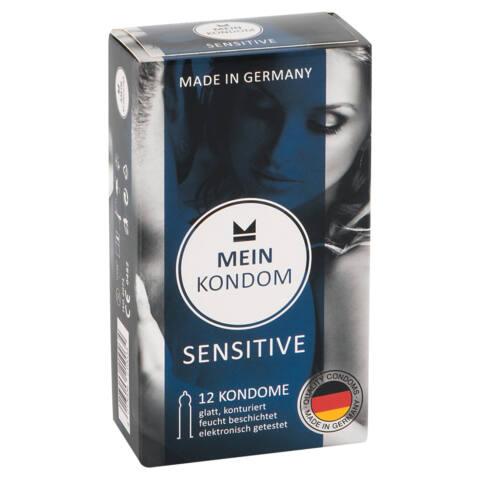 Mein Kondom - Szenzitív óvszer (12db)