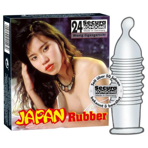 Japán óvszer (24db)