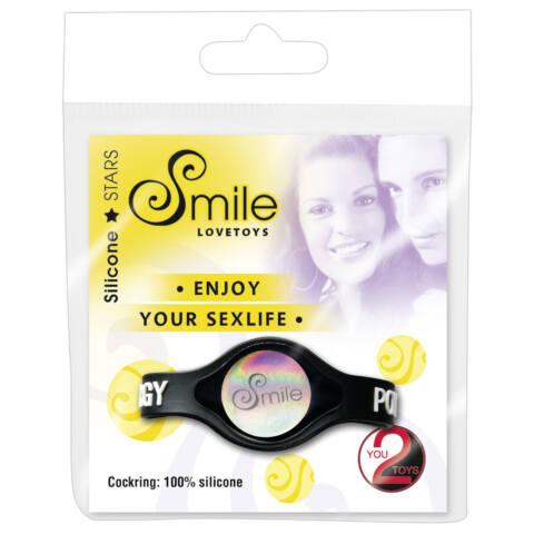 SMILE - hologramos péniszgyűrű