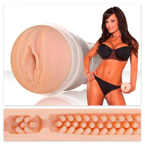 Fleshlight Lisa Ann Barracuda - vagina