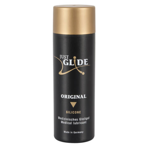Just Glide original - szilikonos síkosító (100ml)