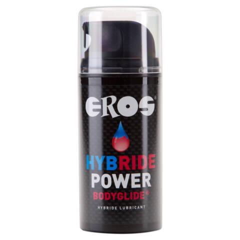 EROS Hybride Power - vegyesbázisú síkosító GÉL (100ml)