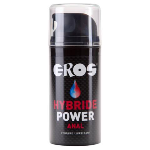 EROS Hybride Power - vegyesbázisú, anál síkosító (100ml)