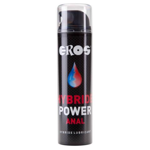 EROS Hybride Power - vegyesbázisú, anál síkosító (200ml)