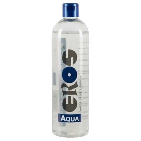 EROS Aqua - flakonos vízbázisú síkosító (500ml)