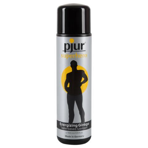pjur superhero - energetizáló síkosító férfiaknak (100ml)