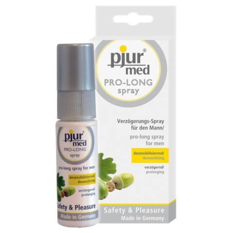 Pjur med - orgazmus késleltető spray (20ml)