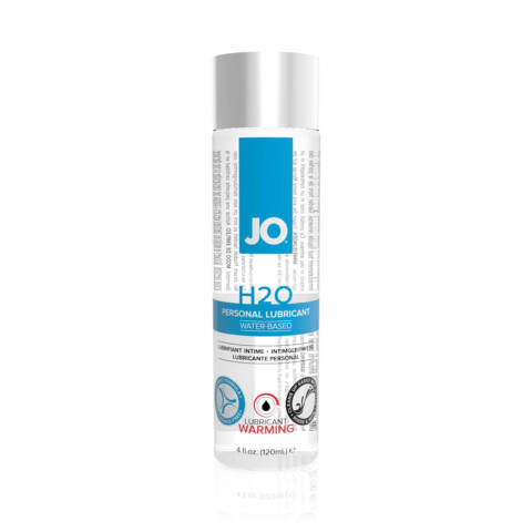 H2O vízbázisú melegítő síkosító (120ml)