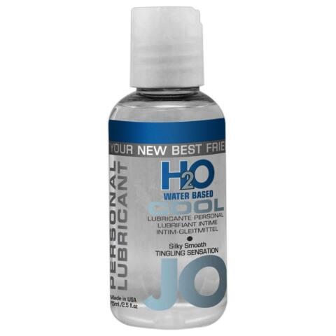 H2O vízbázisú hűsítő síkosító (75ml)