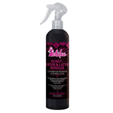 Polifee - latex és műbőr tisztító spray (250ml)