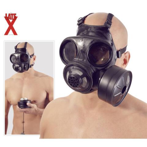 Latex 3D gázmaszk