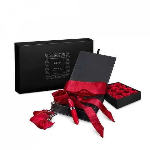 LELO Open Secret - luxus ajándék csomag (4 részes)