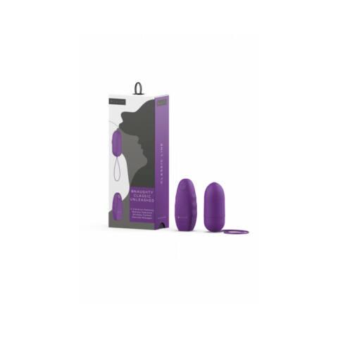 B SWISH - rádiós vibrotojás (lila)