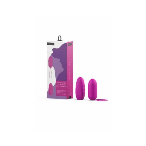 B SWISH - rádiós vibrotojás (pink)