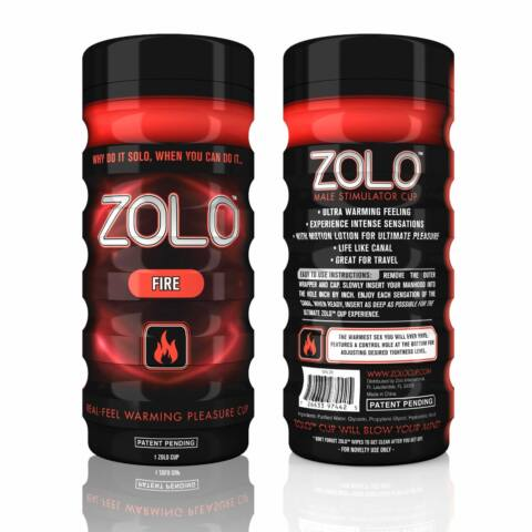 ZOLO Fire - maszturbátor