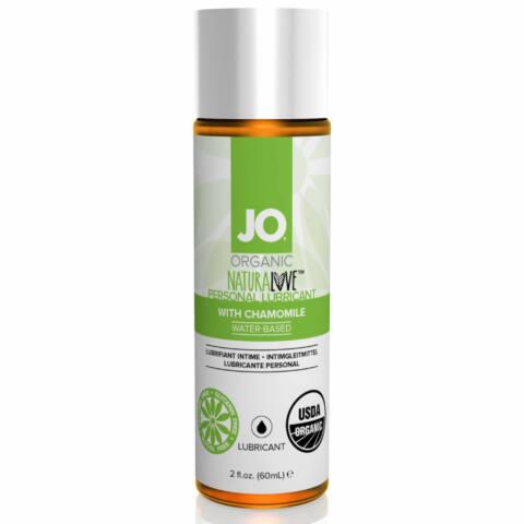 JO Organic kamilla - vízbázisú síkosító (60ml)