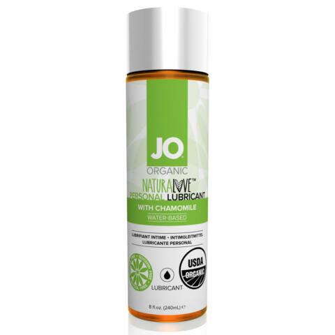 JO Organic kamilla - vízbázisú síkosító (240ml)