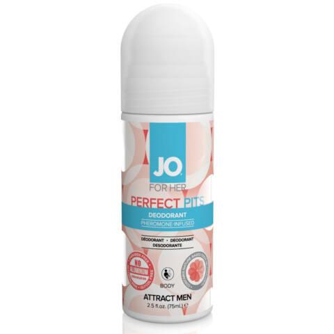 JO - pheromon dezodor nőknek-férfiakra (75ml)