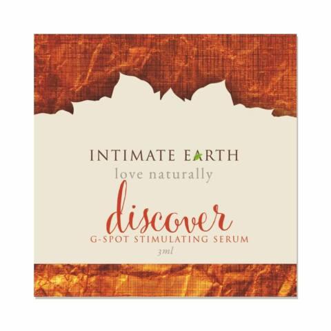 Intimate Earth Discover - G-pont stimuláló szérum nőknek (3ml)