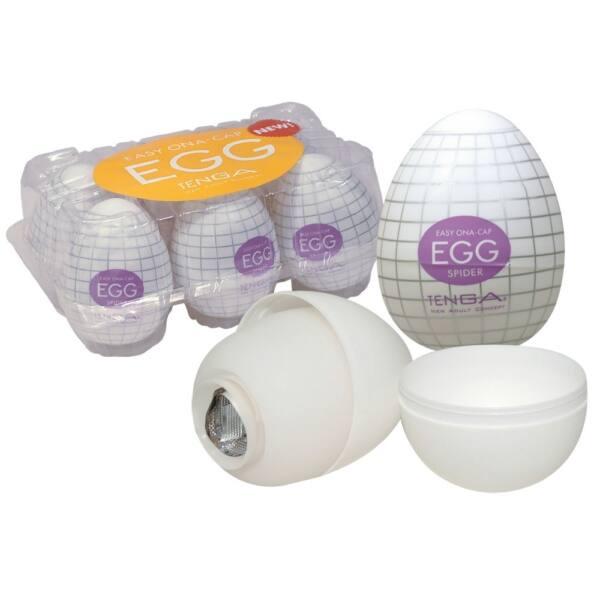 TENGA Egg Spider (6db)