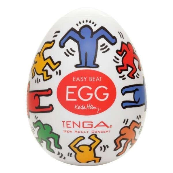 TENGA Egg Keith Haring Dance (1db)